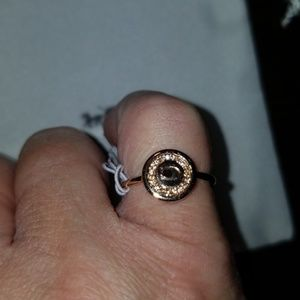 New Coach Ring